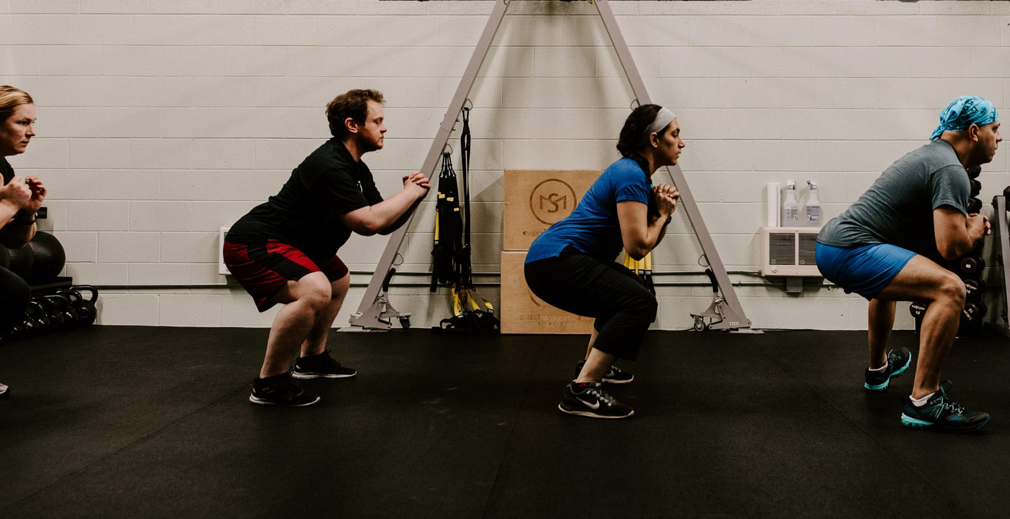 Online Training Guides | Sweet Momentum Fitness